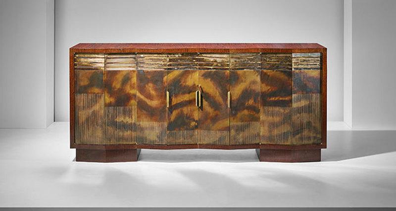 Phillips объявляет топ-лоты декабрьcких аукционов дизайна вНью-Йорке