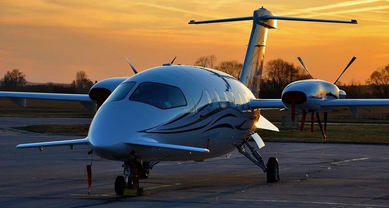 10 популярных частных самолетов