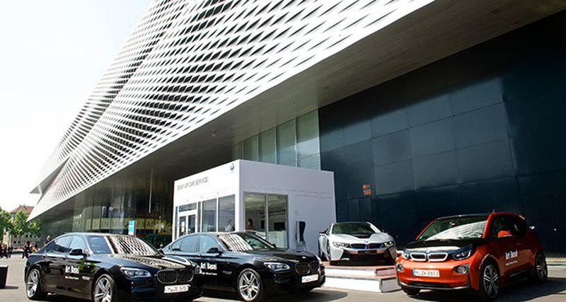 BMW Group - партнер международной выставки современного искусства Art Basel 2016