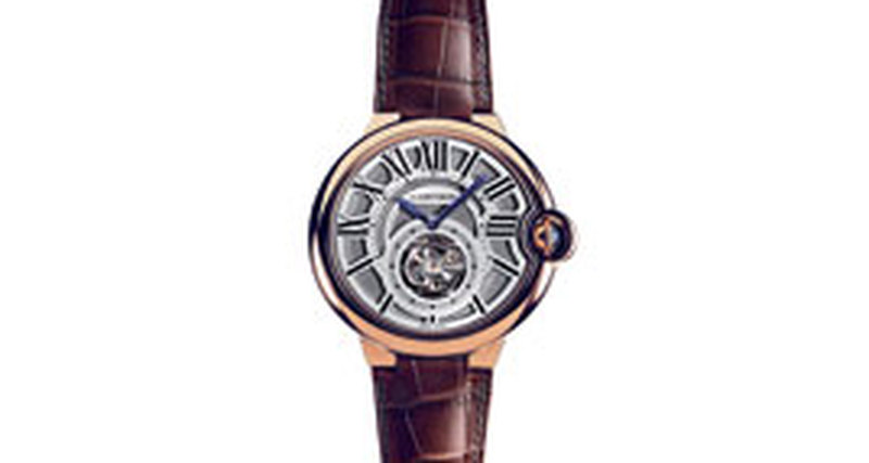 Ballon Bleu de Cartier: Flying Tourbillon