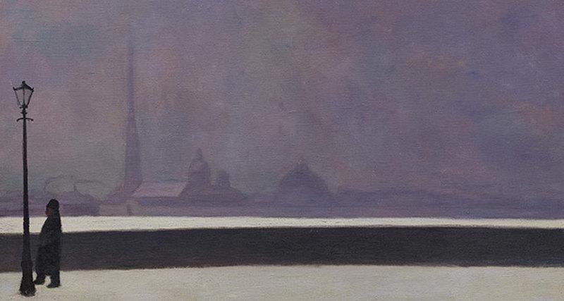 Sotheby's представляет уникальное полотно Феликса Валлоттона