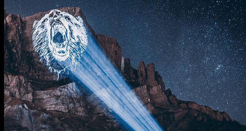 Кто заставил плакать Альпы: проект настыке искусства иэкологии