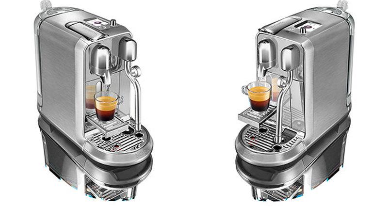 Новинки Nespresso: кофемашина Creatista Plus икофе Selection Vintage