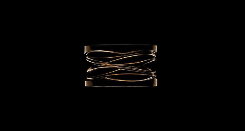 Новинка вкультовой коллекции B.zero1 - кольцо «Легенда дизайна»