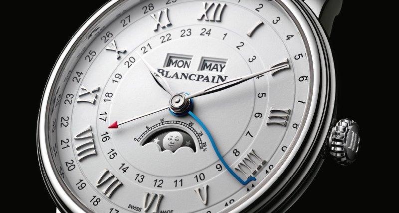 Blancpain: модель дляпутешественников