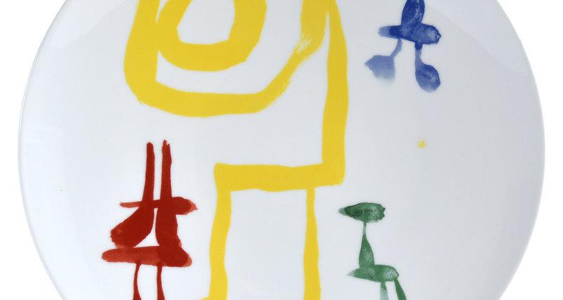 Картины Миро перенесли нафарфор