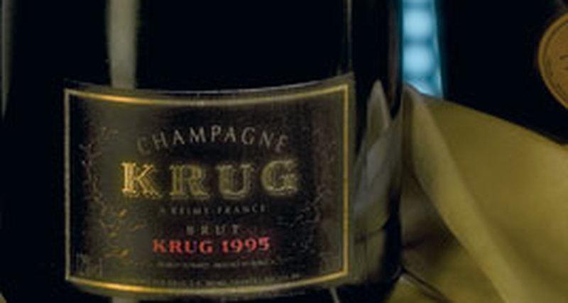 Вина: шампанское