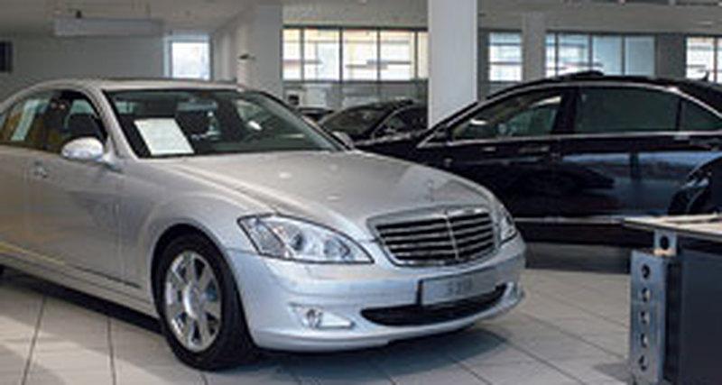 Mercedes-Benz: Апрелевка vs Рублёвка