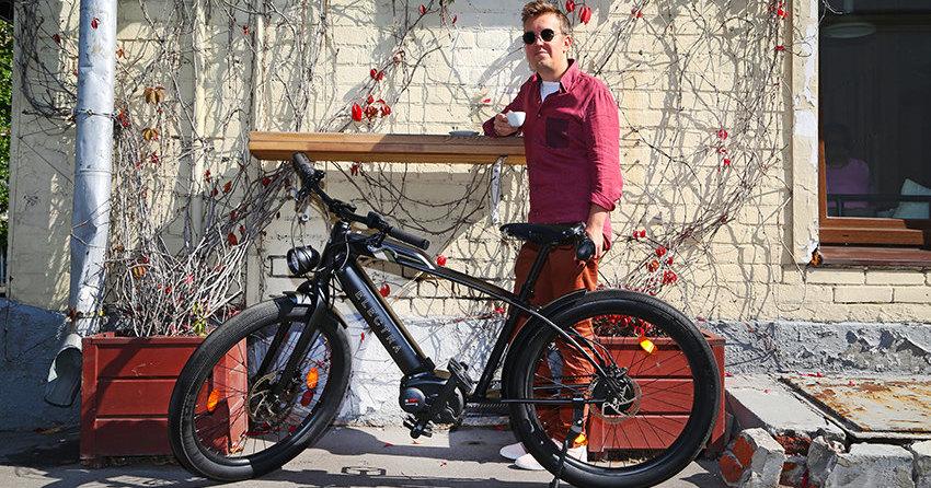 Café Society: тест-райд нового велосипеда компании Electra