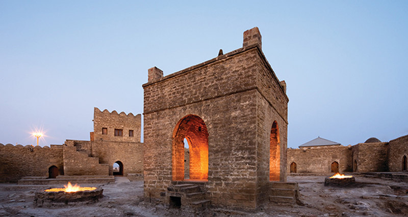Истории оБлижнем зарубежье: Азербайджан