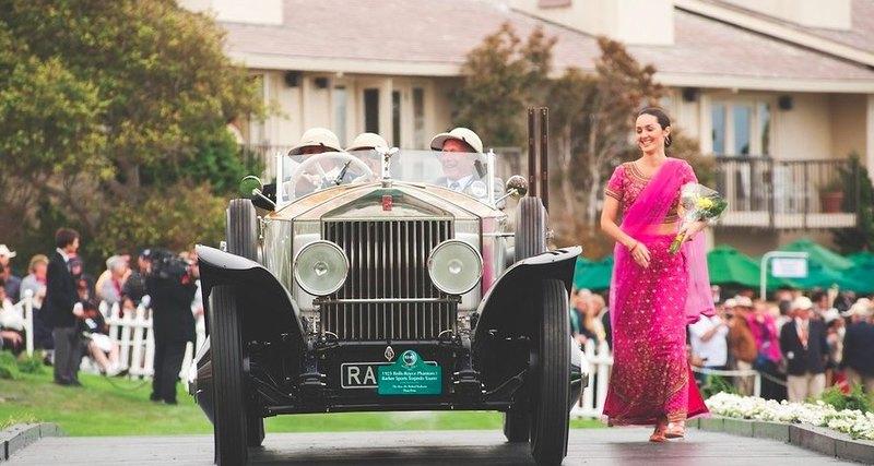 Как Rolls-Royce смахараджами дружил