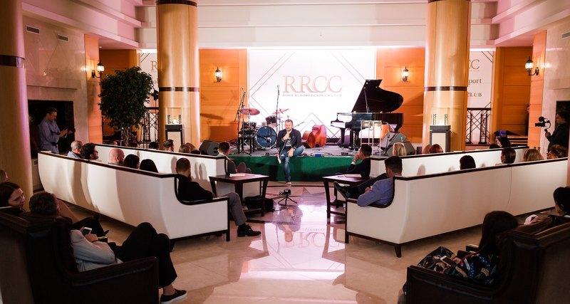 Открытие бизнес-клуба Robb Report & Crocus Club