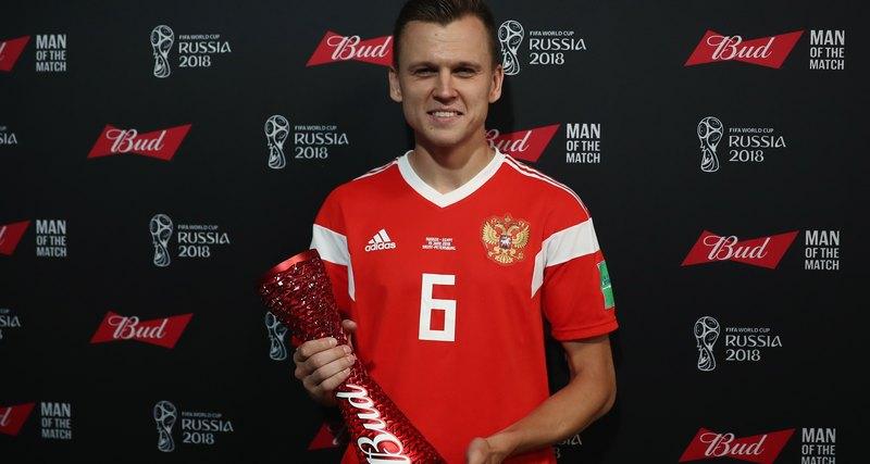 Кубок лучшему игроку российской сборной