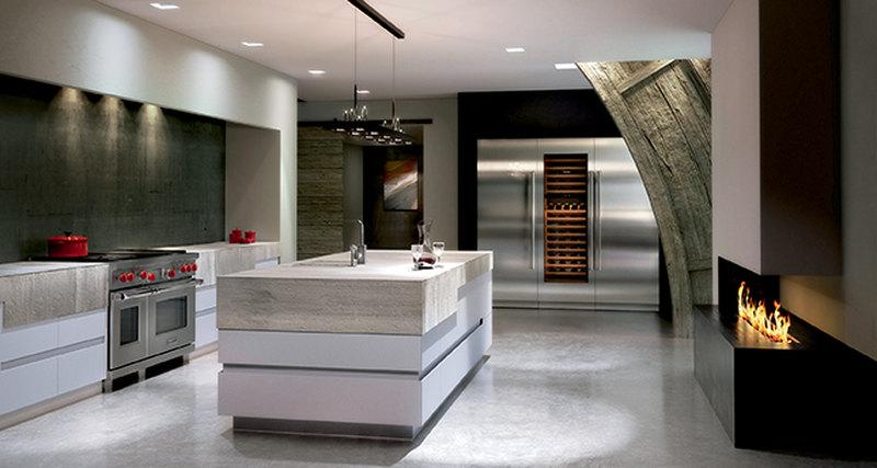 Новое поколение кухонного оборудования Sub-Zero & Wolf