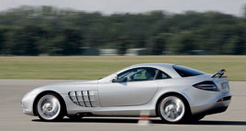 Меrcedes-Benz SLR McLaren