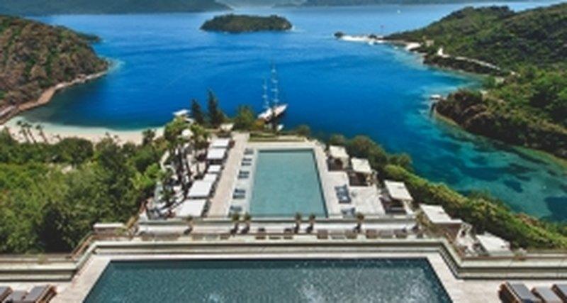 Новые отели вТурции, Камбодже, Италии иСША