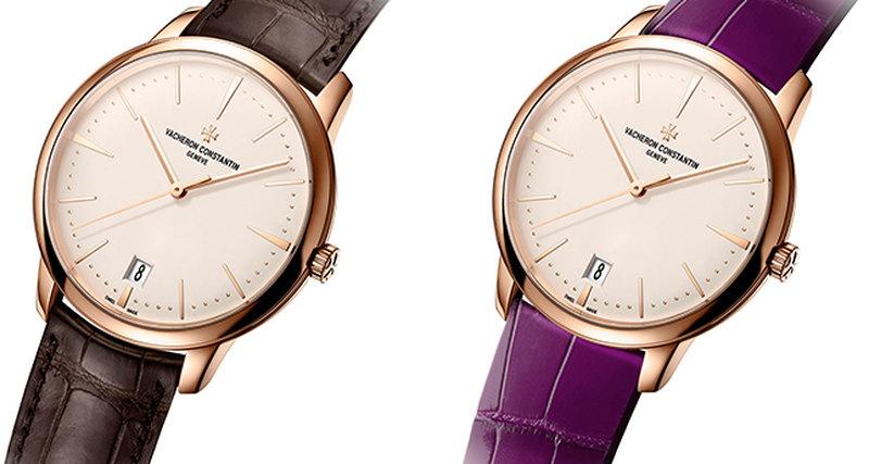 Новые «маленькие» часы Patrimony