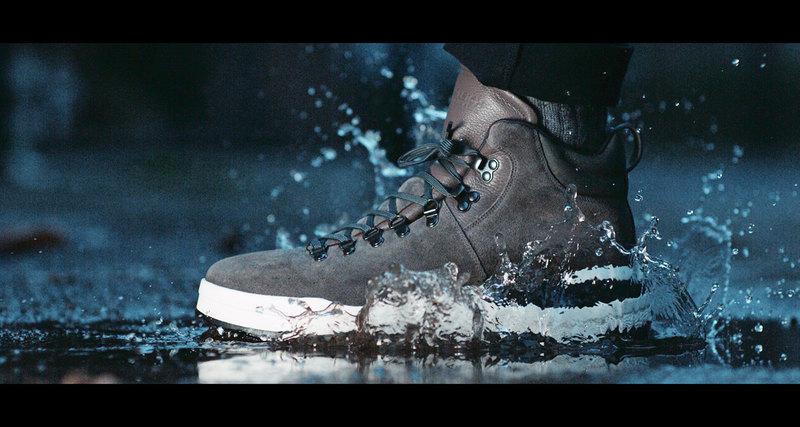 Обувь отWoolrich - несказка, а реальность