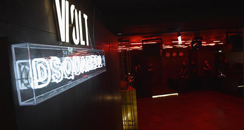 Вечеринка Dsquared2 вклубе Volt вМилане
