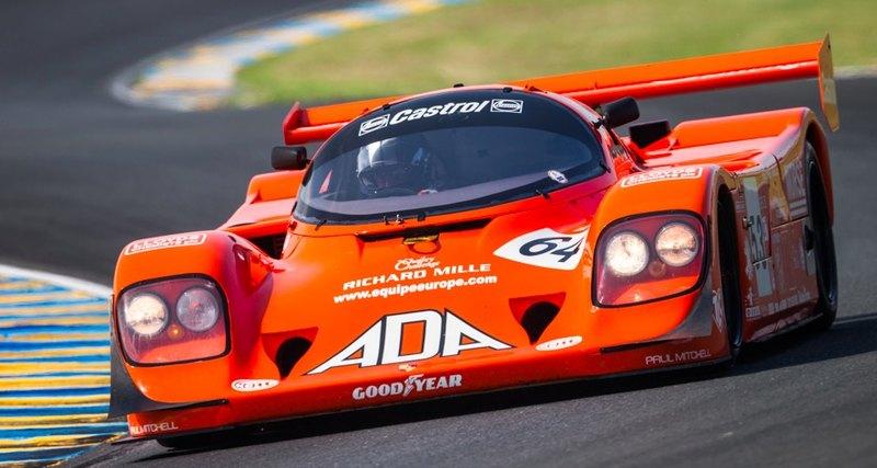 Время олдтаймеров: как проходит гонка Le Mans Classic