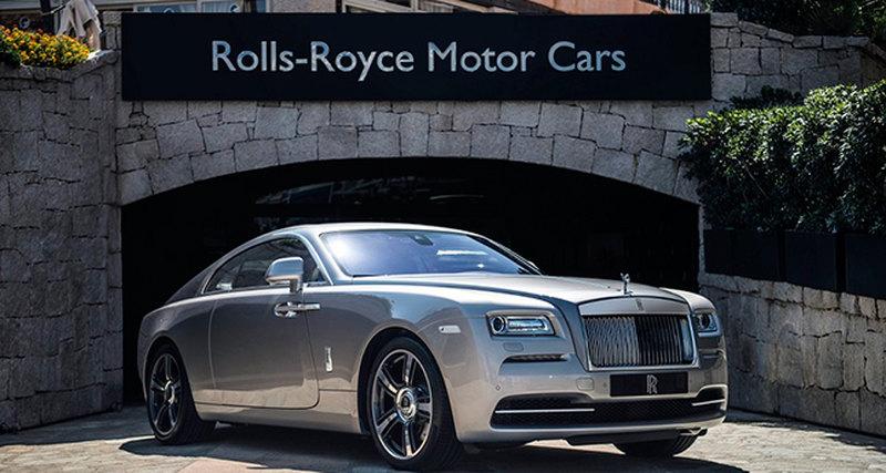 Rolls-Royce представляет bespoke-коллекцию, вдохновленную Порто-Черво