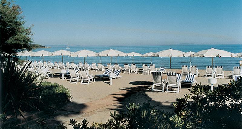 Открытие сезона вBaglioni Hotel Cala del Porto