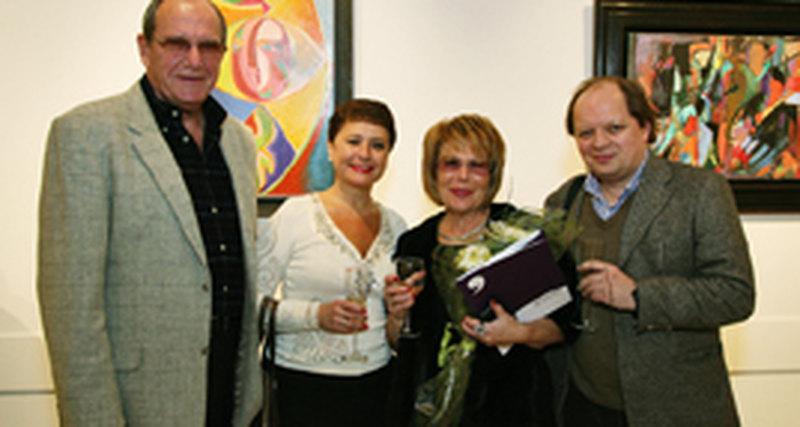 Галерея «Эритаж» отметила открытие сезона