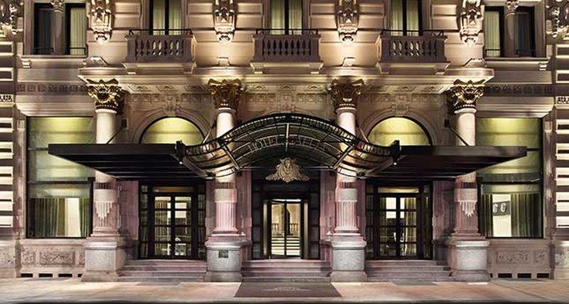 Katara Suite - самый большой президентский люкс вИталии