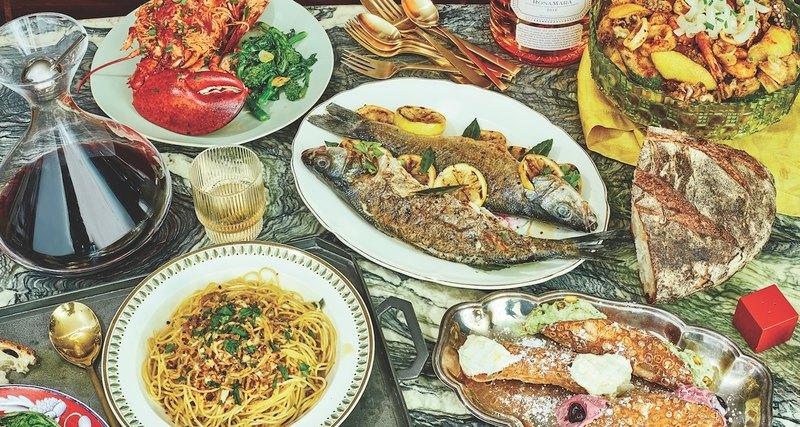 Сицилийская кухня: 6 блюд отзвездного повара