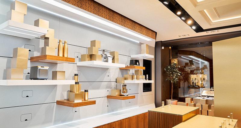 Открытие нового бутика Bork Golden Opening вСанкт-Петербурге