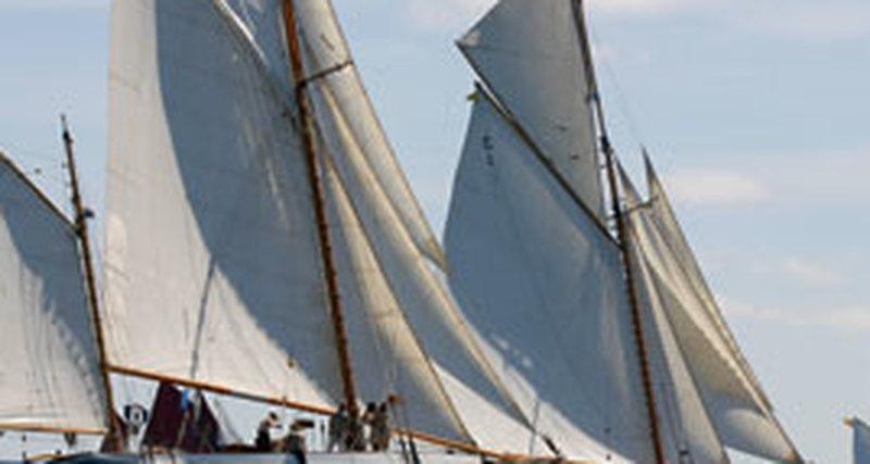 Событие дляклассических яхт