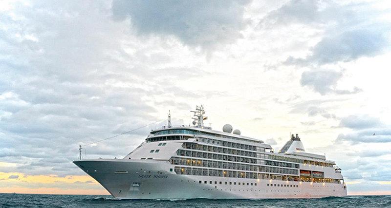 Масштабная реновация флотилии Silversea стоимостью $ 170 млн