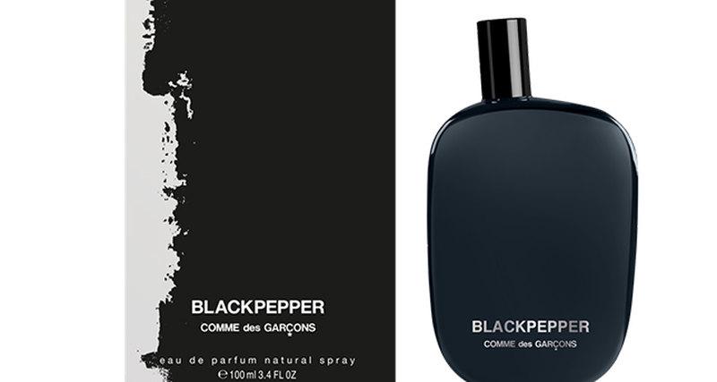 Эксклюзивная премьера BLACKPEPPER отComme des Garcons вРив Гош «Цветной»