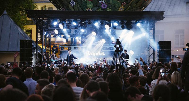 Esquire Weekend впервые пройдёт вСанкт-Петербурге