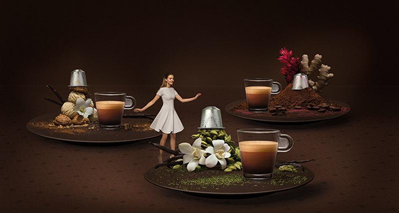 Новогодняя коллекция подарков отNespresso