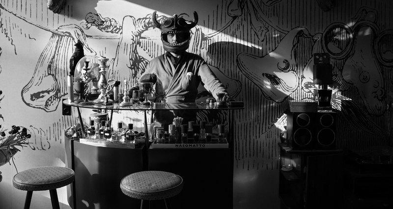«Сумасшедший парфюмер» Алессандро Гуалтиери иEsquire устроят вечеринку