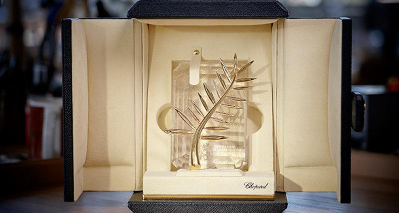 Chopard - создатель главной премии Каннского Кинофестиваля