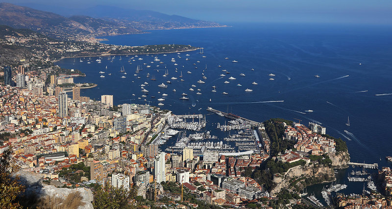 Семь причин заглянуть вМонако, несчитая яхт-шоу