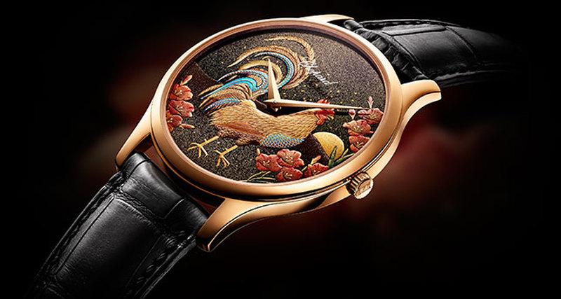 Компания Chopard представляет новые часы L.U.C XP Urushi - Year of the Rooster