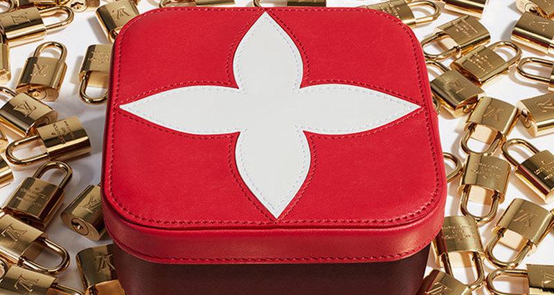 Louis Vuitton представляет новую коллекцию Gifting