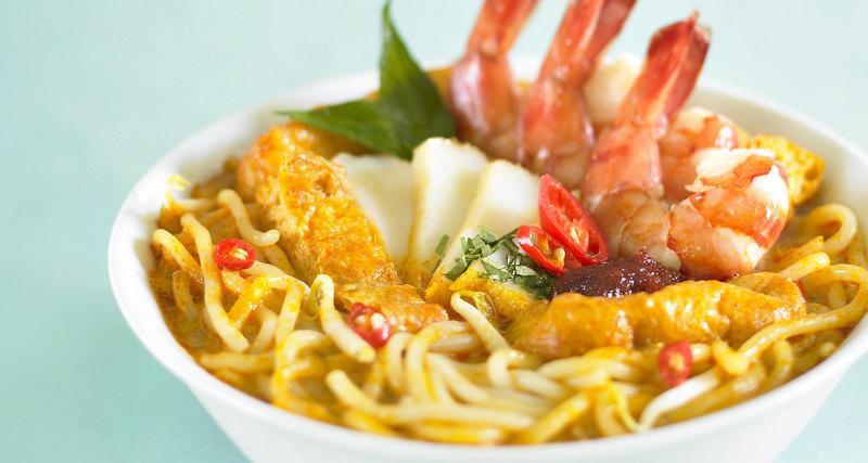 Фестиваль еды вСингапуре