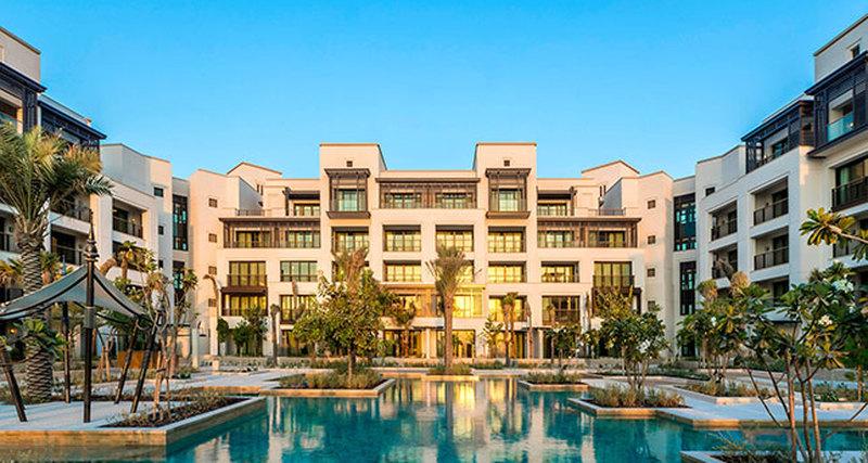 Новый отель вДубае - Jumeirah Al Naseem