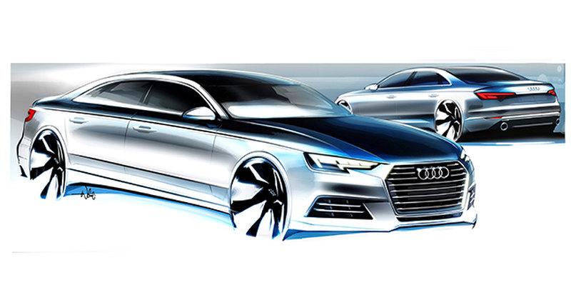 Высокие технологии во всех аспектах: новые Audi A4 иAudi A4 Avant