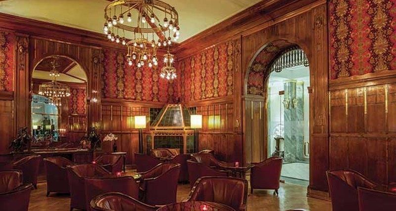 14 апреля состоится премьера музыкального спектакля «Брамс» вГранд Отеле Европа