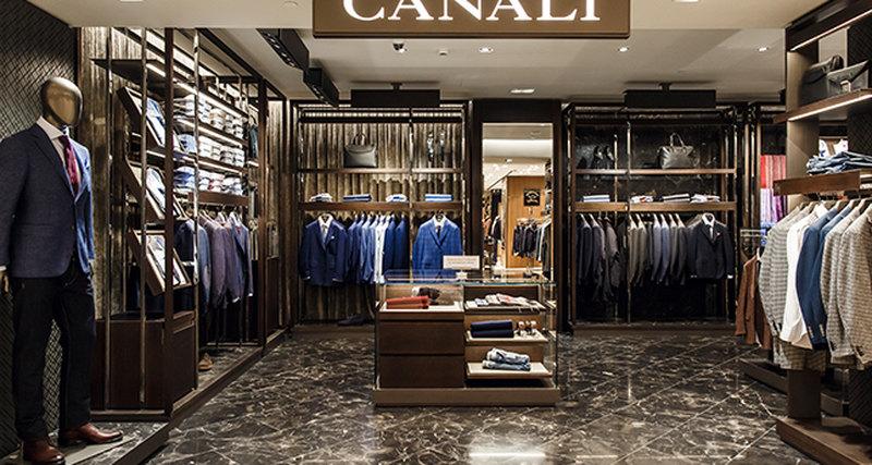 Коллекция Canali осень-зима 2016/17 вЦУМе