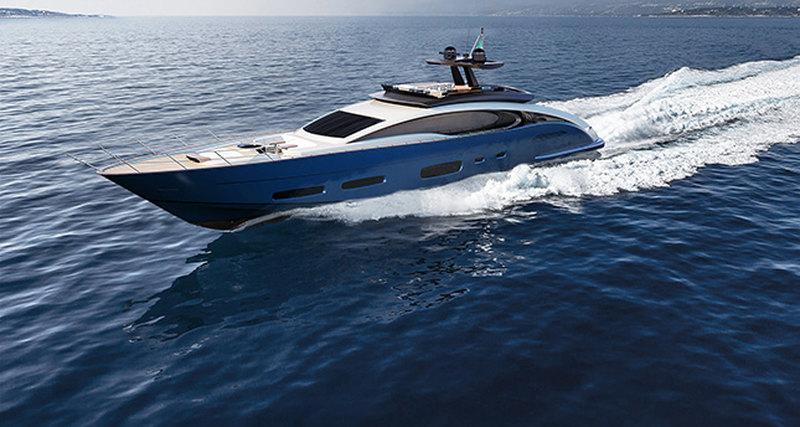 Palumbo Group представила новые модели ISA Yachts иColumbus Yachts