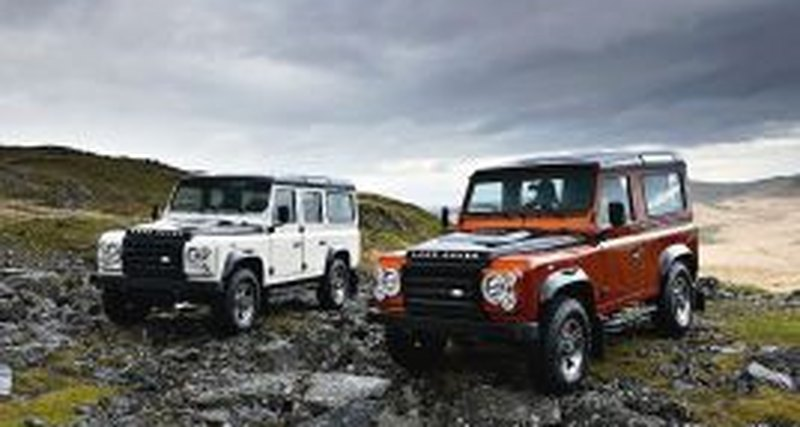 Defender Fire & Ice