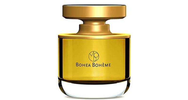 Новинка Bohea Bohème парфюмерного Дома Mona di Orio