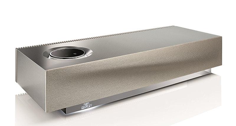 Naim For Bentley объявляет овыпуске новой серии премиальных аудиосистем длядома