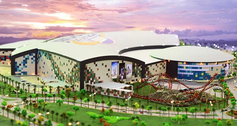 IMG Worlds of Adventure: Дубай приглашает вновый мир приключений
